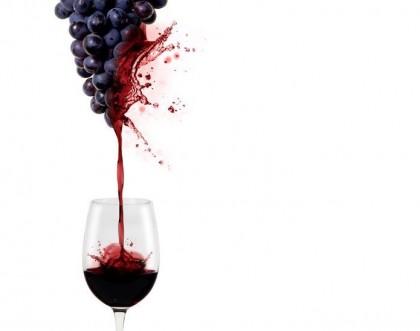 Χάστε κιλά, πίνοντας κόκκινο κρασί