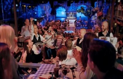 Στοκχόλμη: ελληνικό φαγητό με τους… ABBA!