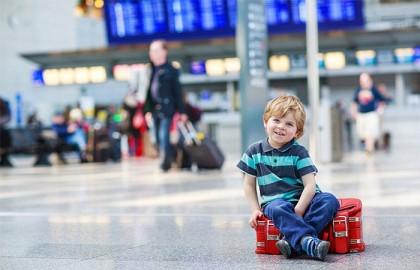 Ταξίδι με τα παιδιά; Τι πρέπει να έχετε μαζί σας…