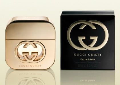 Νέα άφιξη με το όνομα Gucci Guilty Eau