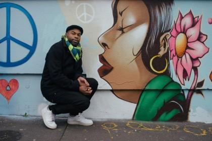 Παρίσι: ένας «Τοίχος Αγάπης» με χρώμα και ελπίδα