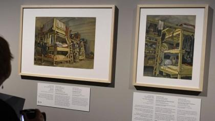 Η τέχνη του Ολοκαυτώματος εκτίθεται  για πρώτη φορά στο Βερολίνο