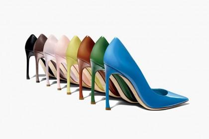 Όταν ο Dior αποφάσισε να σχεδιάσει μία γόβα -στιλέτο