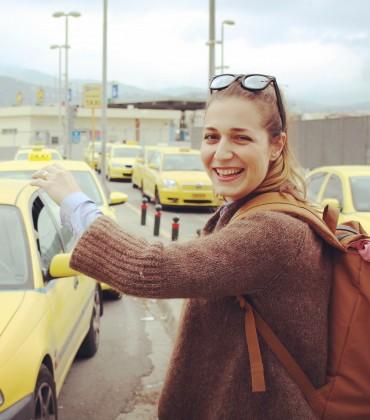 Taxi Stories#6 by Antigoni Pafili