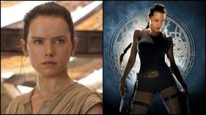 H Daisy Ridley  είναι η νέα Lara Croft;