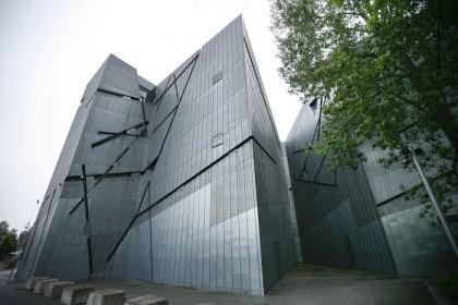 Το Εβραϊκό Μουσείο του Daniel Libeskind