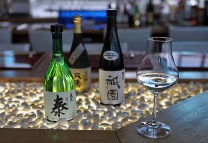 Η τέχνη του sake στο Milos