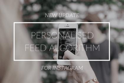 Ο νέος αλγόριθμος του Instagram που εξοργίζει τους χρήστες