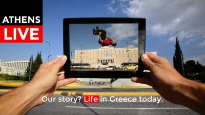Athens Live: Το πρώτο δημοσιογραφικό crowdfunding στην Ελλάδα συμβαίνει τώρα