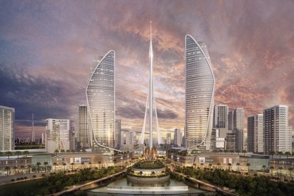 Οι Κρεμαστοί Κήποι της Βαβυλώνας εμπνέουν τον Santiago Calatrava