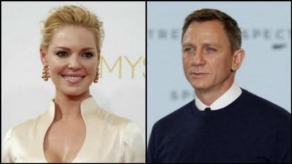 Συμπρωταγωνιστές οι Daniel Craig και Katherine Heigl στη νέα ταινία του Soderbergh