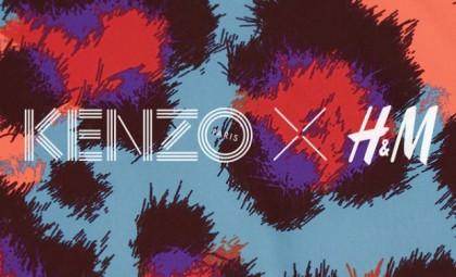 Τι να περιμένουμε από την συνεργασία Kenzo και H&M;