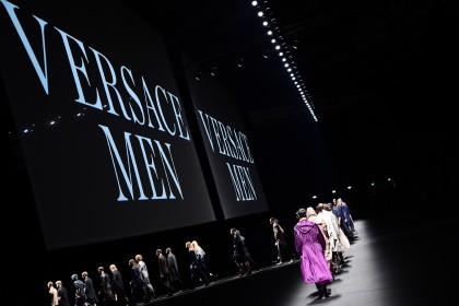 Ακυκλοφόρητα τραγούδια του Prince στο σόου Versace Men