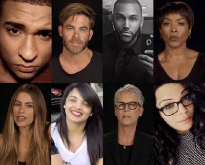 Video – φόρος τιμής στα 49 θύματα του Orlando από 49 προσωπικότητες της showbiz