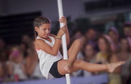 Pole Dance και εναέριες δραστηριότητες για παιδιά!