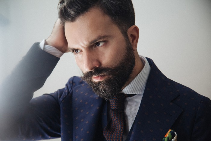 Men of Style: Μιχαήλ Ανδρουλιδάκης