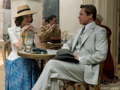 Brad Pitt και Marion Cotillard μαζί!