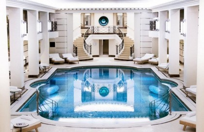 Ο ονειρικός κόσμος του Chanel Spa στο Hotel Ritz Paris