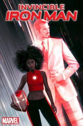 Η πανοπλία του Iron Man αποκτά άρωμα… γυναίκας!