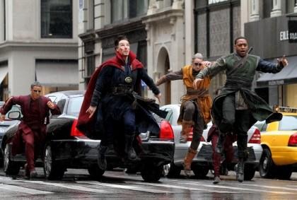 Πάμε σινεμά; Doctor Strange