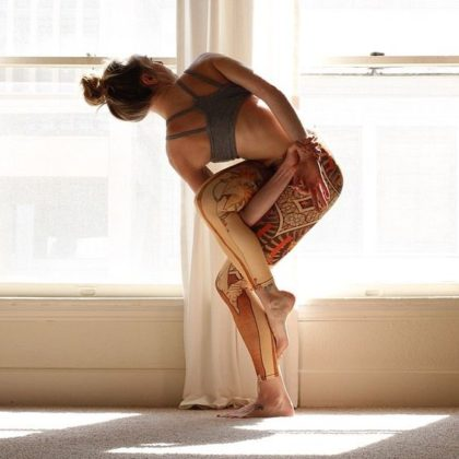 Let's talk about… Hot yoga