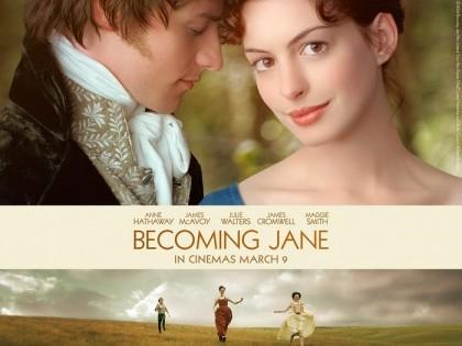 Πρόταση για dvd: Becoming Jane