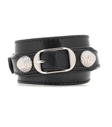 06-balenciaga-leather-bracelet