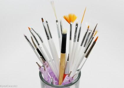 Mani Monday: Τα εργαλεία του Nail Art που μπορείτε να κάνετε και μόνες σας
