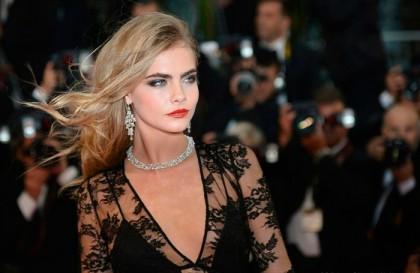 Mind the Makeup: Cara Delevingne