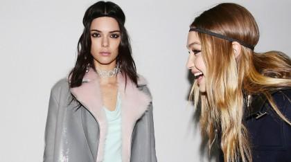 Ο οίκος Versace επινοεί το hairstyle που απογειώνει το αθλητικό πνεύμα της χειμωνιάτικης μόδας
