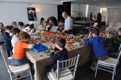Saturday Lunch &  Lego Play στο St.George Lycabettus