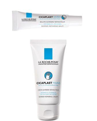 Cicaplast Hand Cream και Lip Balm, για την απαραίτητη φροντίδα του χειμώνα