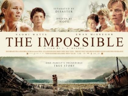 Πρόταση για dvd: The Impossible