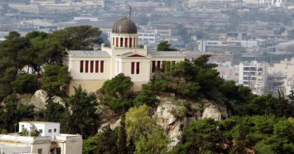 O Adrián Villar Rojas και η εγκατάσταση 'The Theater of Disappearance' στο Αστεροσκοπείο Αθηνών