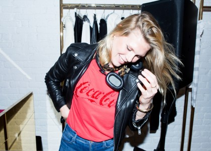 Pinko x Coca Cola Capsule Collection : Launch Party