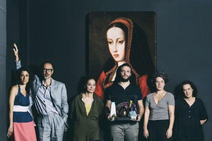 Η «Γρανάδα» του Γιάννη Καλαβριανού έρχεται τον Ιανουάριο στο Από Μηχανής Θέατρο